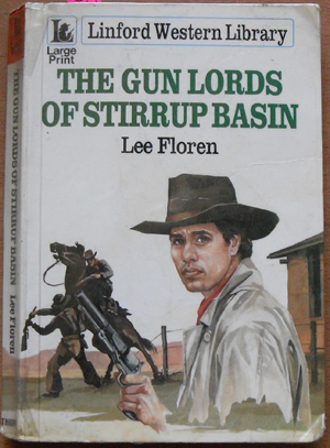 Image for Gun Lords of Stirrup Basin: Linford Western Library (Large Print)