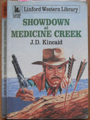 Image for Showdown at Medicine Creek: Linford Western Library (Large Print)