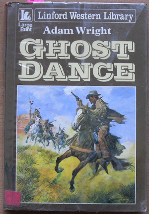 Image for Ghost Dance: Linford Western Library (Large Print)