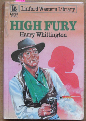 Image for High Fury: Linford Western Library (Large Print)