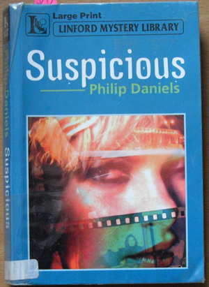 Image for Suspicious: Linford Mystery Library (Large Print)