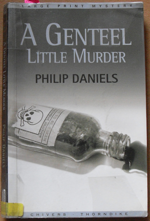 Image for Genteel Little Murder, A (Large Print)