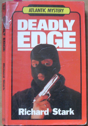 Image for Deadly Edge (Atlantic Large Print Mystery)