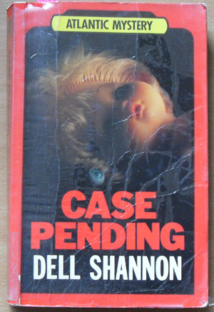 Image for Case Pending (Atlantic Large Print Mystery)