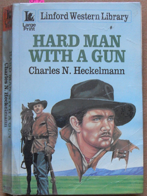 Image for Hard Man With a Gun: Linford Western Library (Large Print)