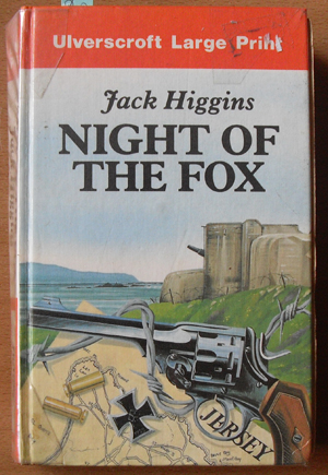 Image for Night of the Fox (Large Print)