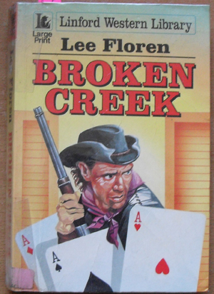 Image for Broken Creek: Linford Western Library (Large Print)