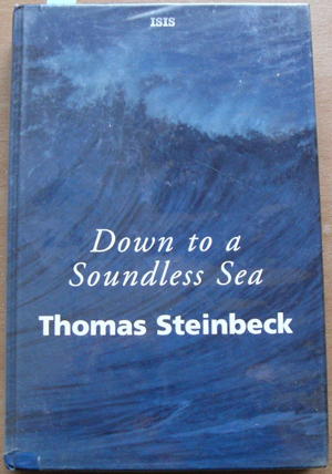 Image for Down to a Soundless Sea (Large Print)