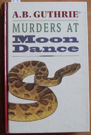 Image for Murders at Moon Dance (Large Print)
