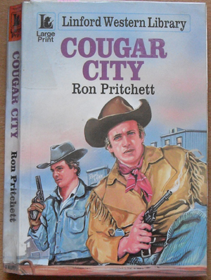 Image for Cougar City: Linford Western Library (Large Print)
