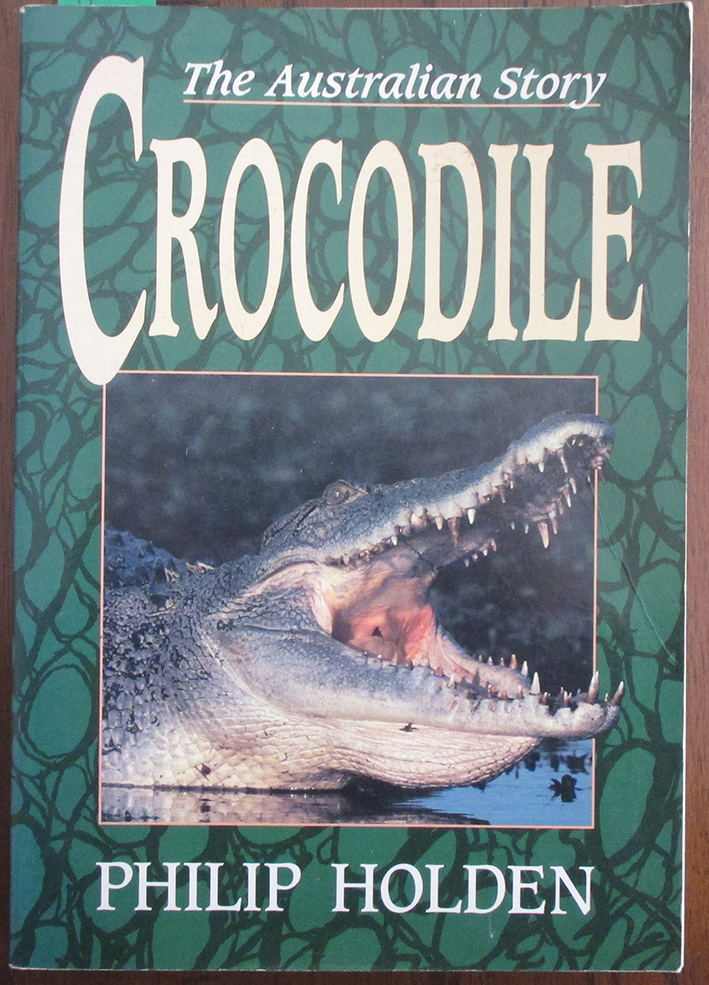 Image for Crocodile: The Australian Story