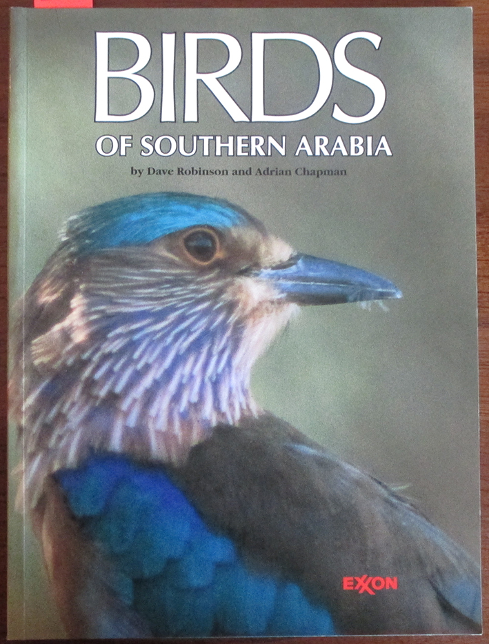 Image for Birds of Southern Arabia
