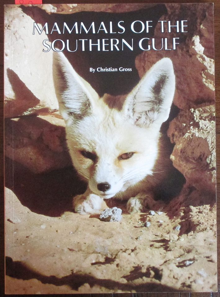 Image for Mammals of the Southern Gulf