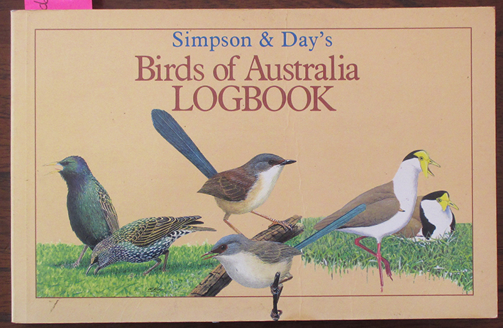 Image for Simpson & Day's Birds of Australia Logbook