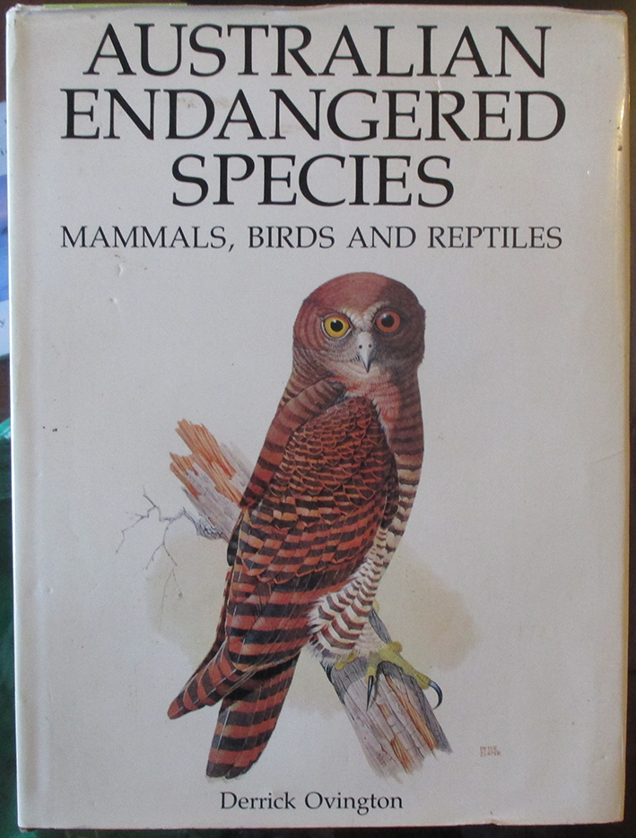 Image for Australian Endangered Species: Mammals, Birds and Reptiles