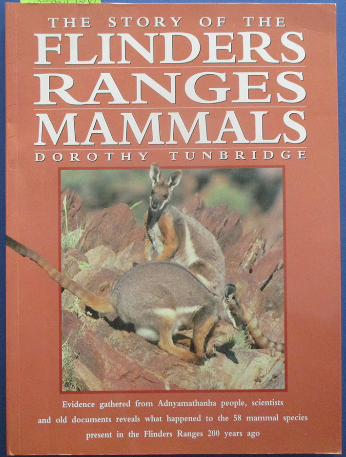 Image for Story of the Flinders Ranges Mammals, The
