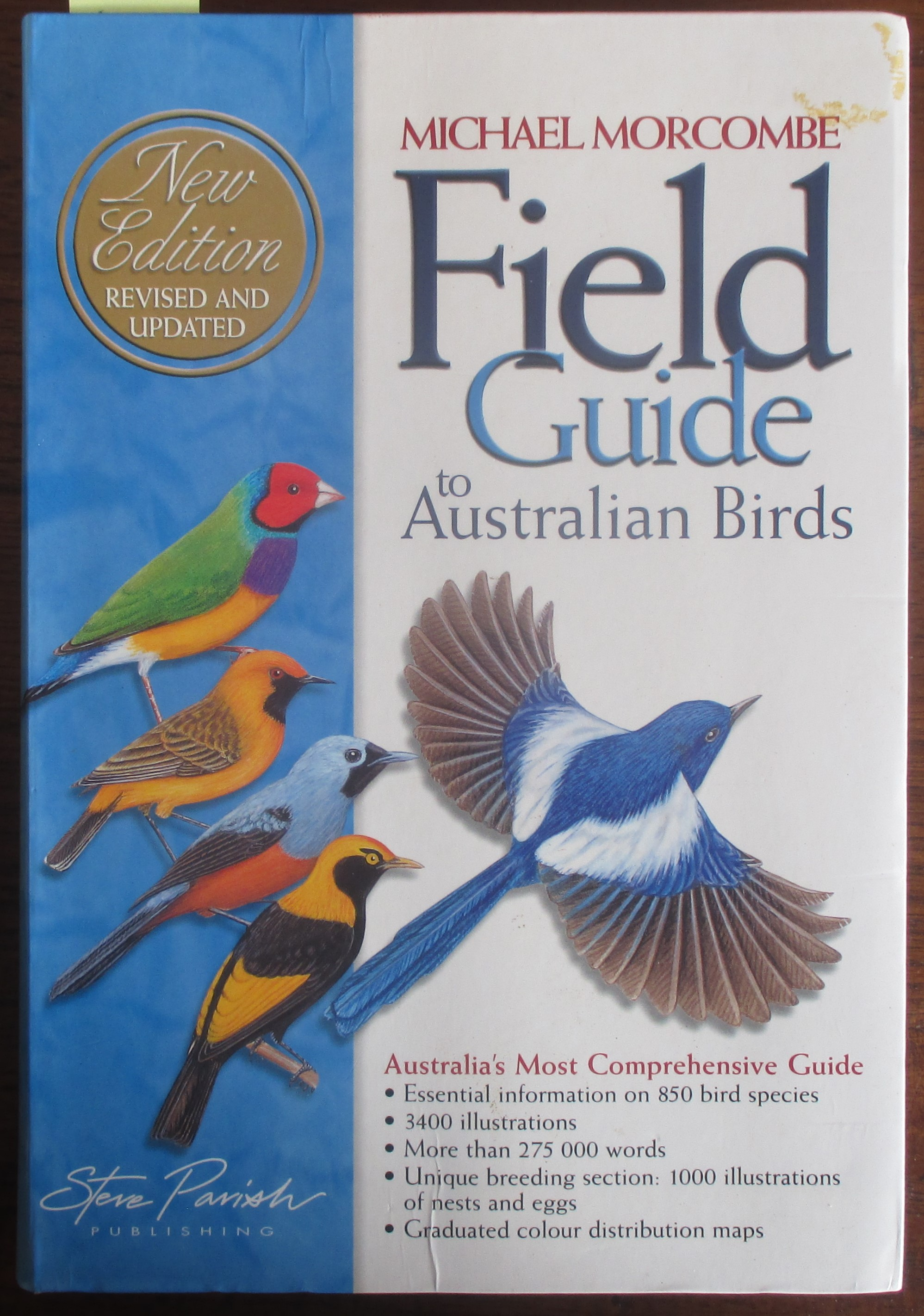 Image for Field Guide to Australian Birds