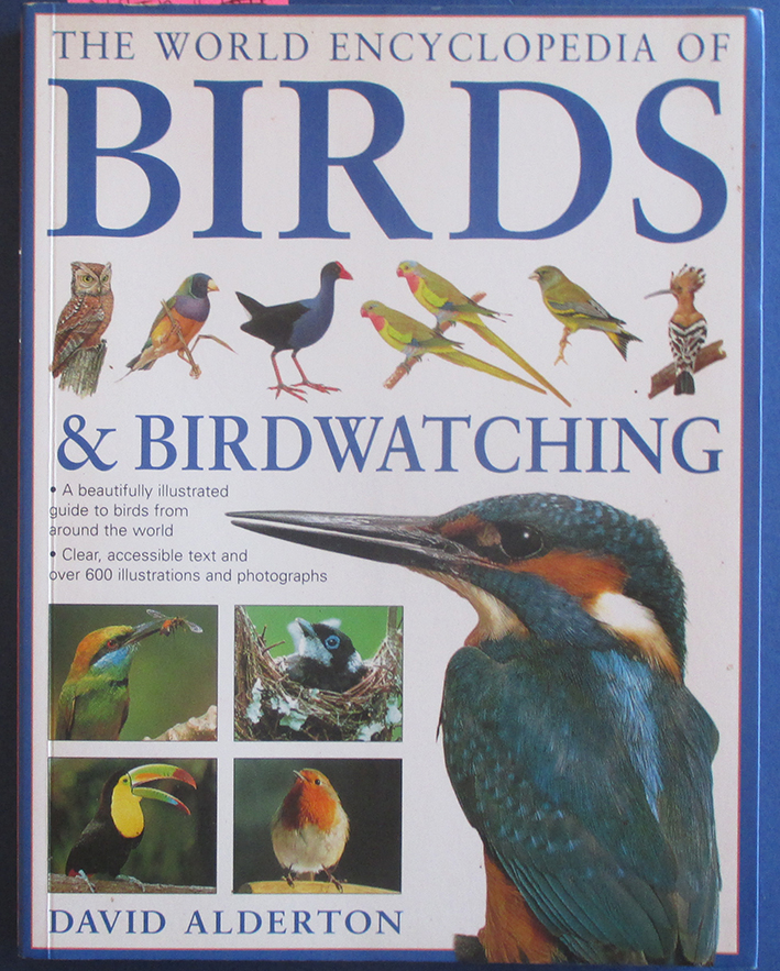Image for World Encyclopedia of Birds & Birdwatching, The