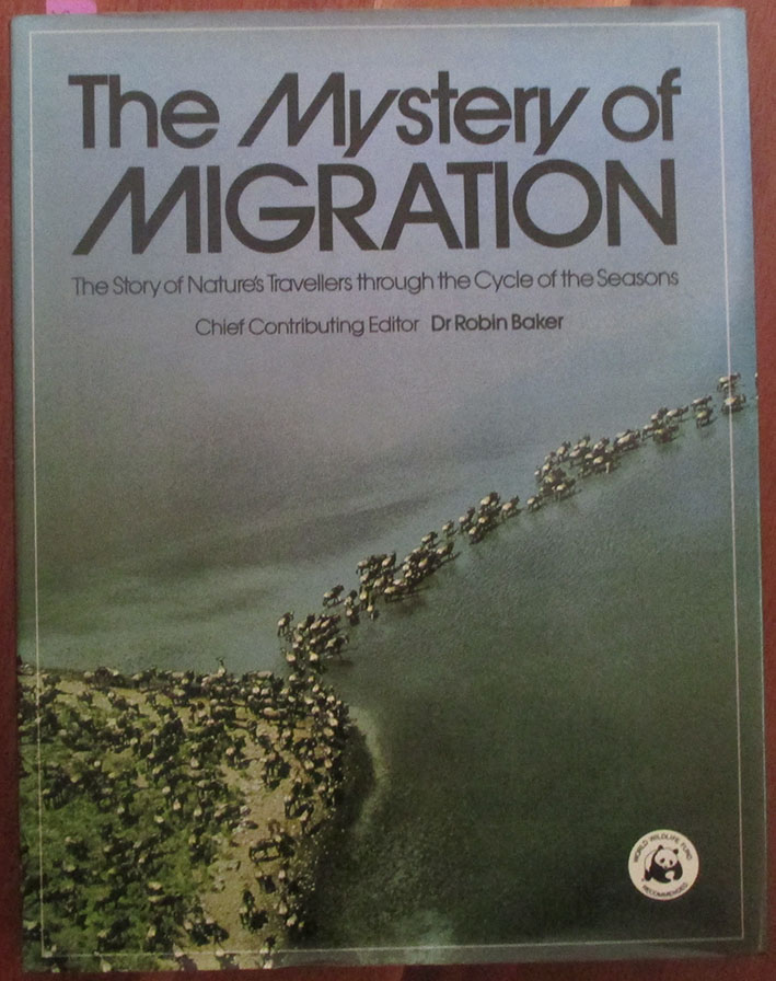 Image for Mystery of Migration, The: The Story of Nature's Travellers Through the Cycle of the Seasons