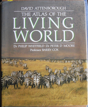 Image for Atlas of the Living World, The