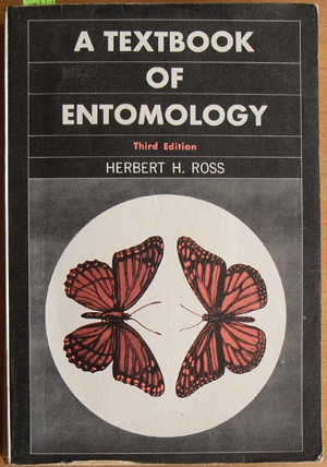 Image for Textbook of Entomology, A