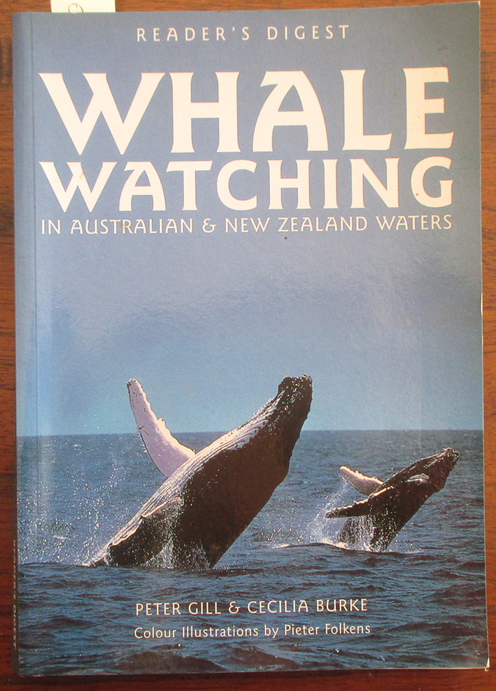Image for Reader's Digest Whale Watching in Australian and New Zealand Waters