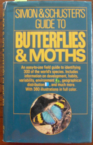 Image for Simon & Schuster's Guide to Butterflies & Moths