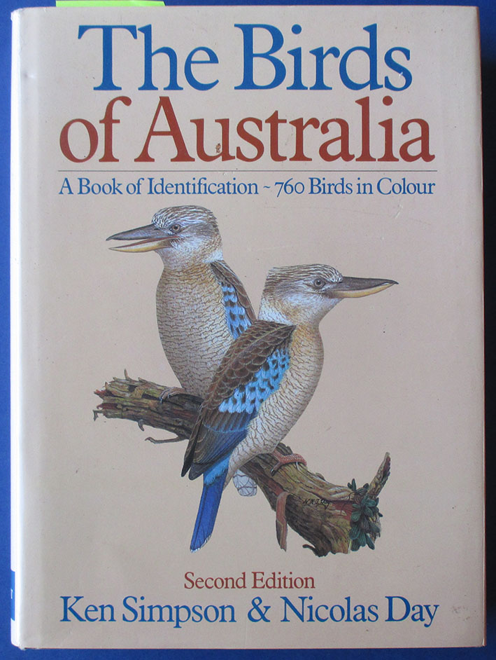 Image for Birds of Australia, The: A Book of Identification (760 Birds in Colour)