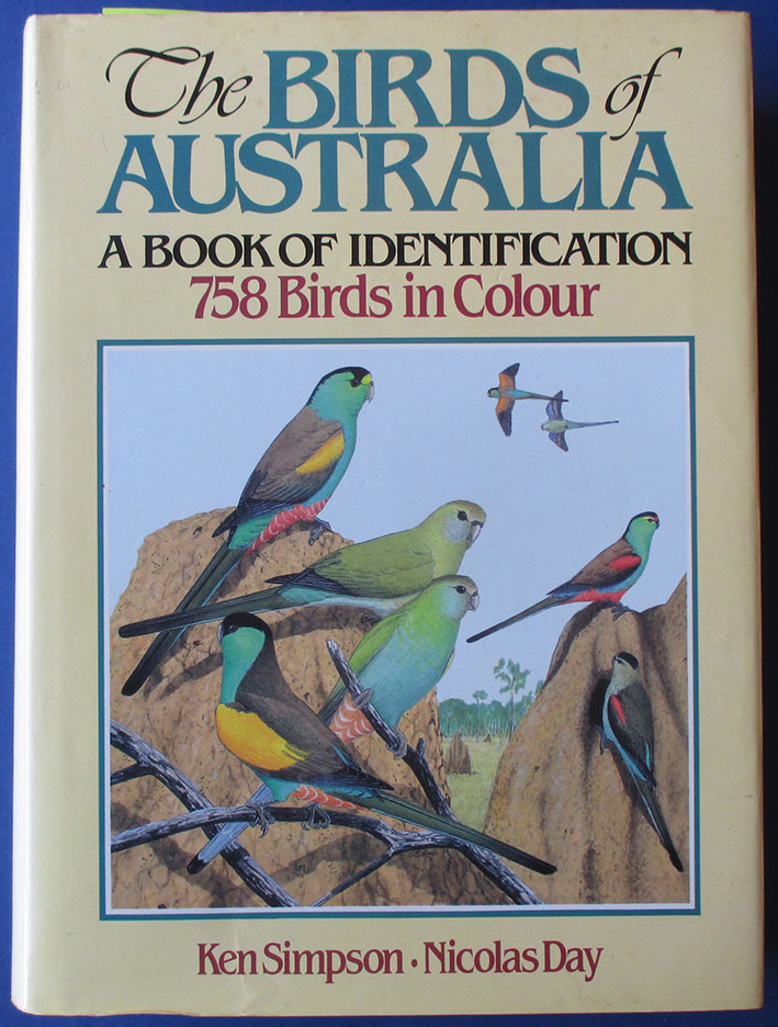 Image for Birds of Australia, The: A Book of Identification (758 Birds in Colour)