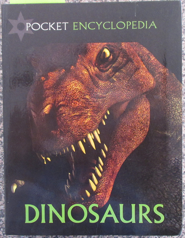 Image for Dinosaurs (Pocket Encyclopedia)