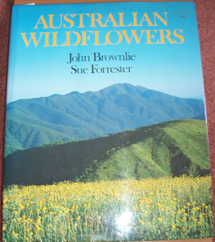 Image for Australian Wildflowers