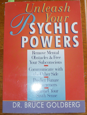 Image for Unleash Your Psychic Powers