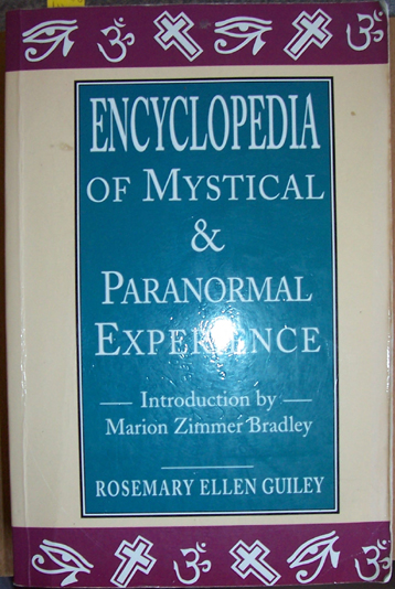 Image for Encyclopedia of Mystical and Paranormal Experience