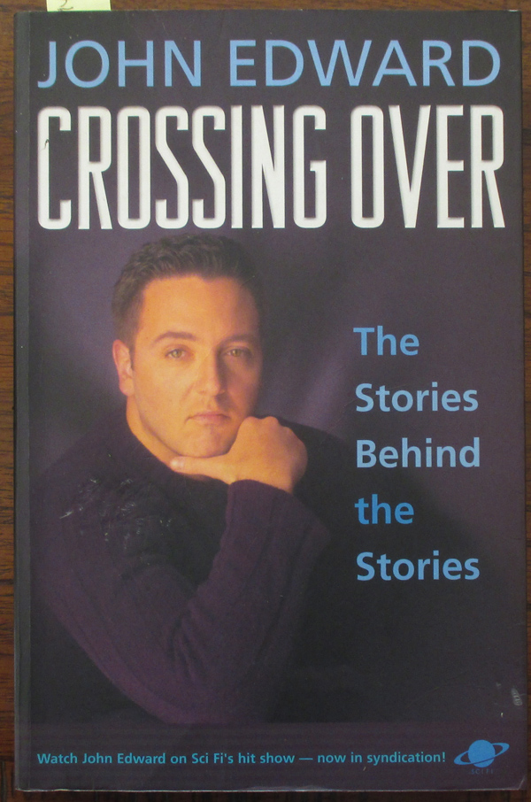 Image for Crossing Over: The Stories Behind the Stories