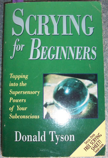 Image for Scrying for Beginners