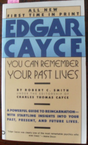Image for Edgar Cayce: You Can Remember Past Lives