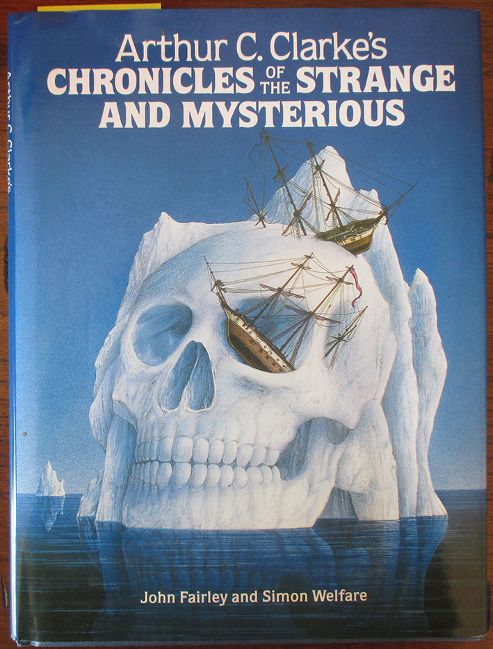 Image for Arthur C. Clarke's Chronicles of the Strange and Mysterious