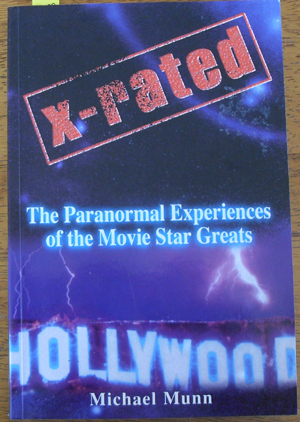 Image for X-Rated: The Paranormal Experiences of the Movie Star Greats