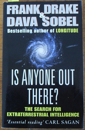 Image for Is Anyone Out There?: The Search for Extraterrestrial Intelligence