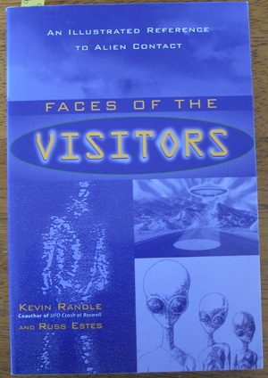 Image for Faces of the Visitors