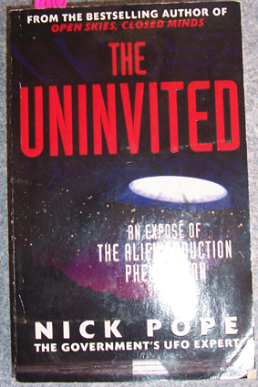 Image for Uninvited, The