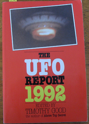 Image for UFO Report 1992, The