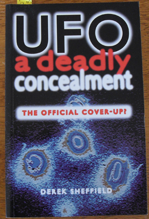 Image for UFO: A Deadly Concealment