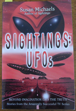 Image for Sightings: UFOs