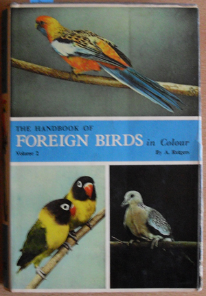 Image for Handbook of Foreign Birds in Colour (Vol 2): Their Care in Cage and Aviary