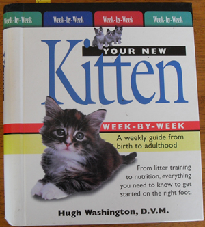 Image for Your New Kitten: Week - By - Week