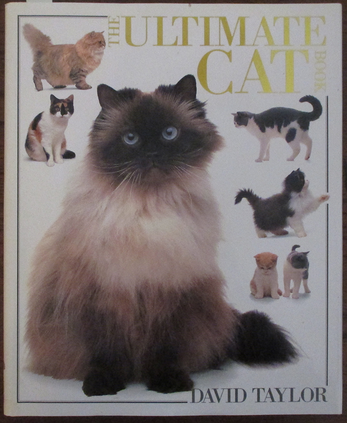 Image for Ultimate Cat Book, The