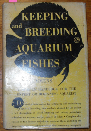 Image for Keeping and Breeding Aquarium Fishes