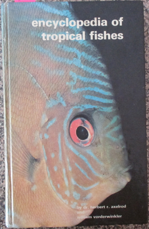 Image for Encyclopedia of Tropical Fishes With Special Emphasis on Techniques of Breeding