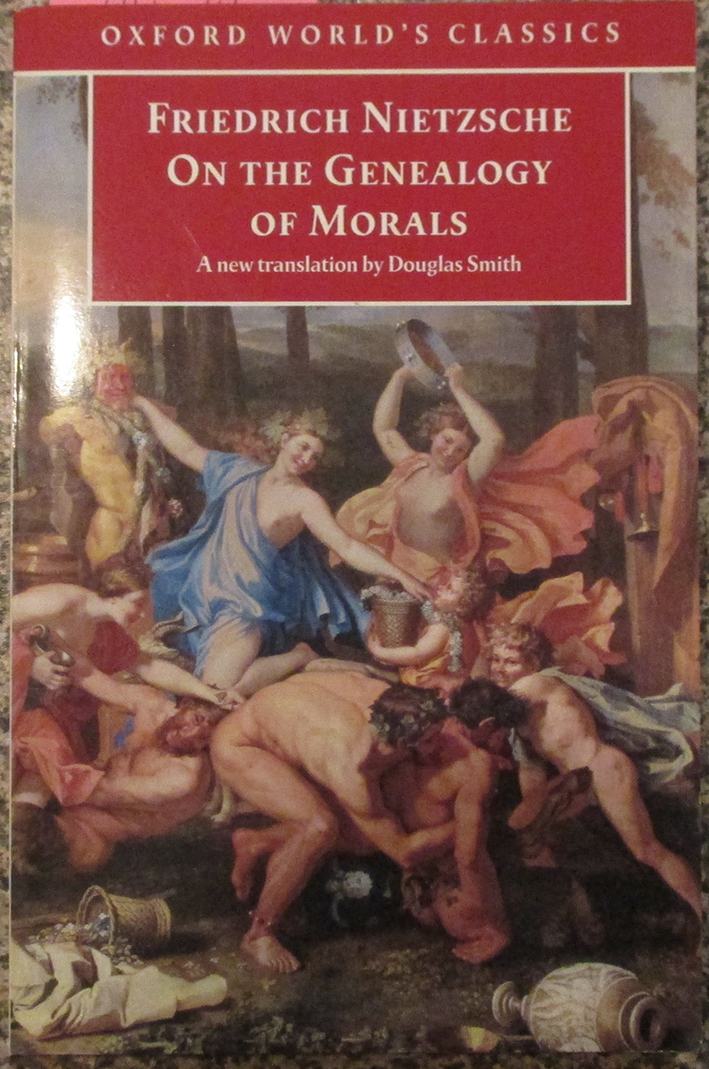 Image for On the Genealogy of Morals